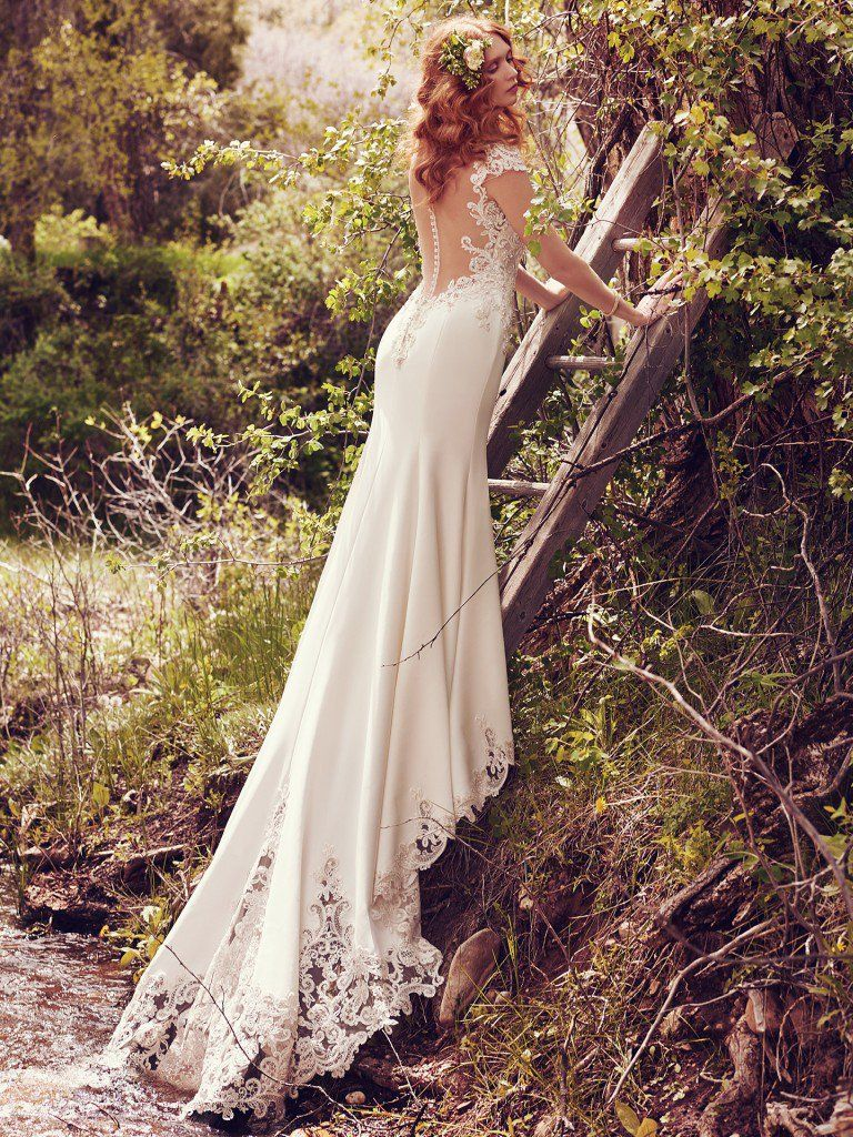 11 Wedding Dress Trends to Get You Excited for 2017 - Odette by Maggie Sottero