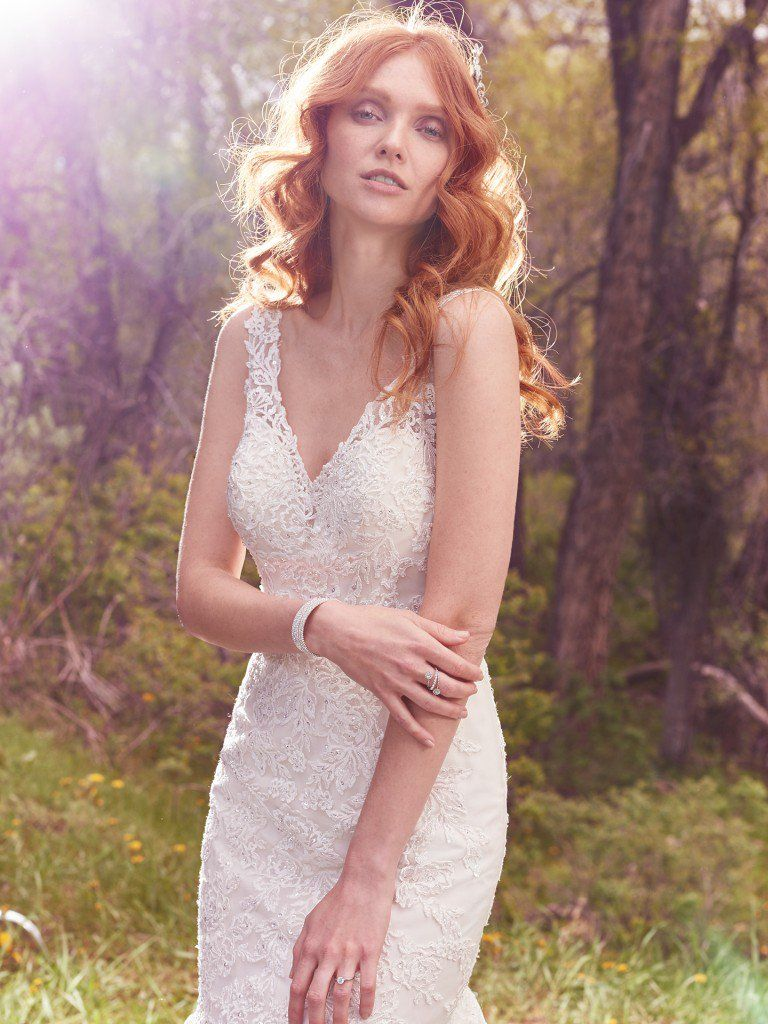 Chardonnay Wedding Dress | Maggie Sottero