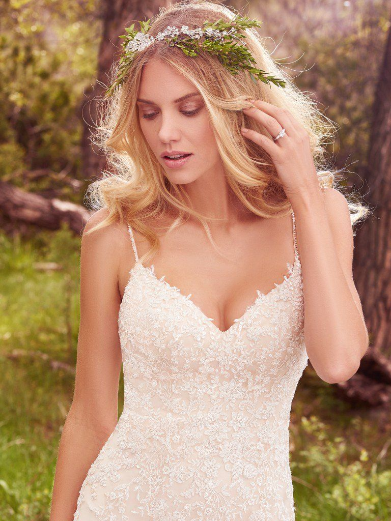 Nola wedding dress by Maggie Sottero