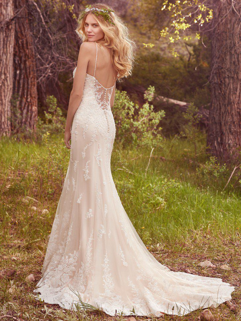 11 wedding dress trends to get you excited for 2017 love for Maggie sottero mckenzie wedding dress