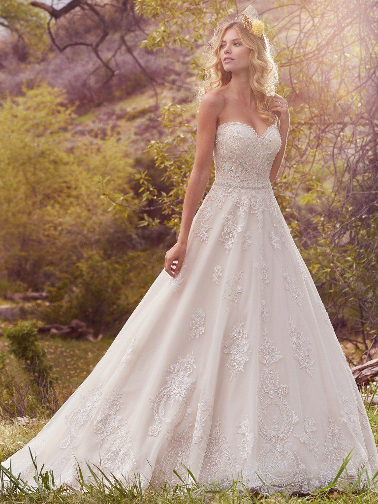 Maggie sottero wedding dresses spring 2018