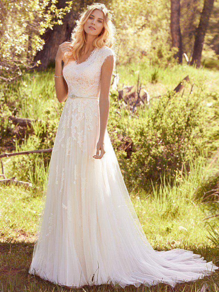 maggie sottero wedding dress ashley 7ms410
