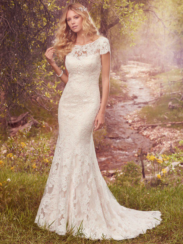 Hudson Wedding Dress | Maggie Sottero