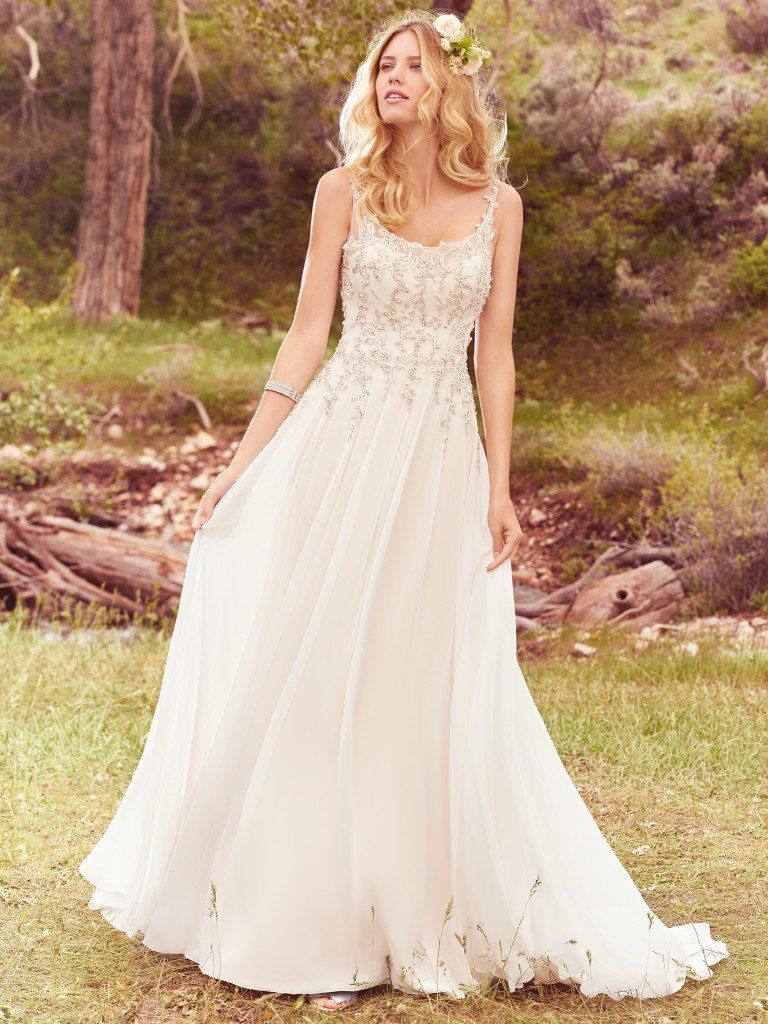 Finding the Perfect Dress for Your Body Type - Caprice by Maggie Sottero