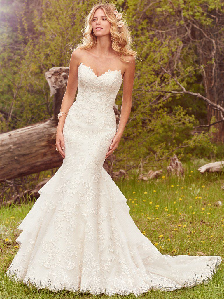 Finding the Perfect Dress for Your Body Type - Goldie by Maggie Sottero
