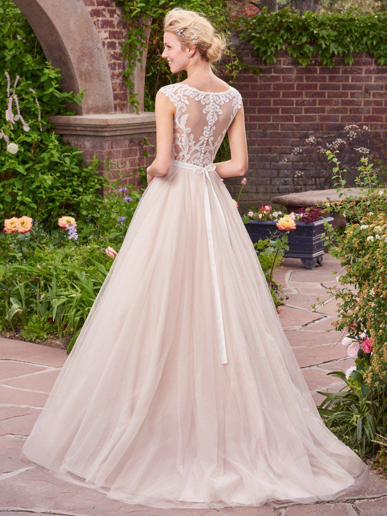 Carrie wedding dress by Rebecca Ingram for the vintage bride