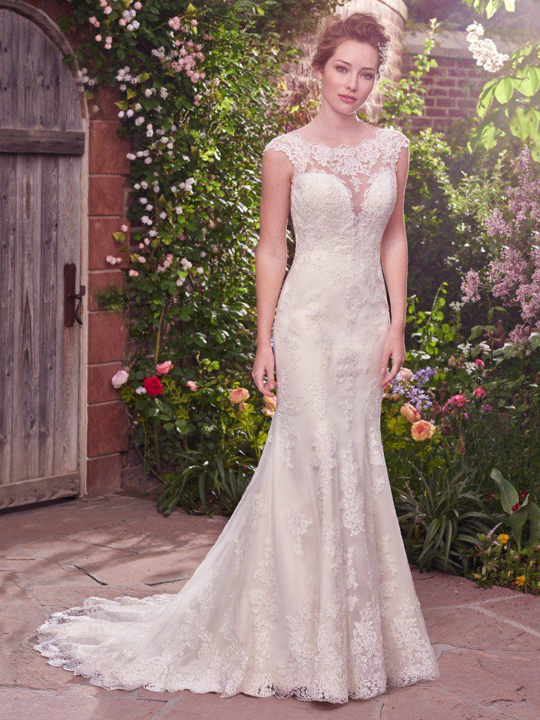 11 Wedding Dress Trends to Get You Excited for 2017 - Kylie by Maggie Sottero