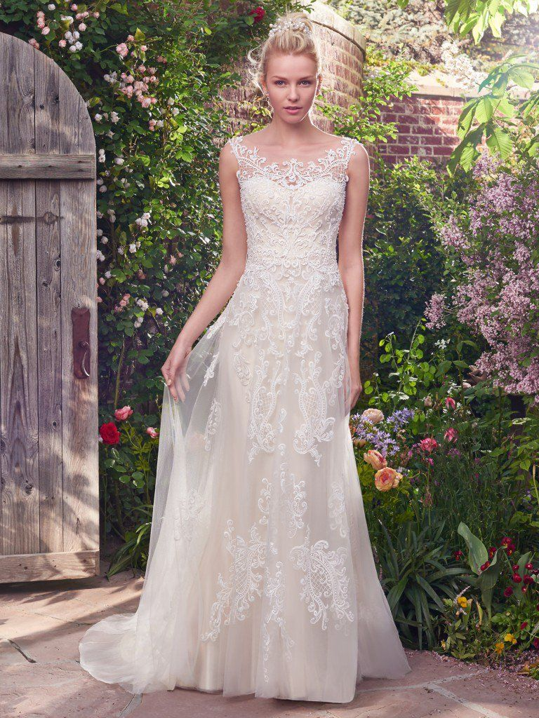 Traditional Lace Wedding Dresses - Alexis by Maggie Sottero