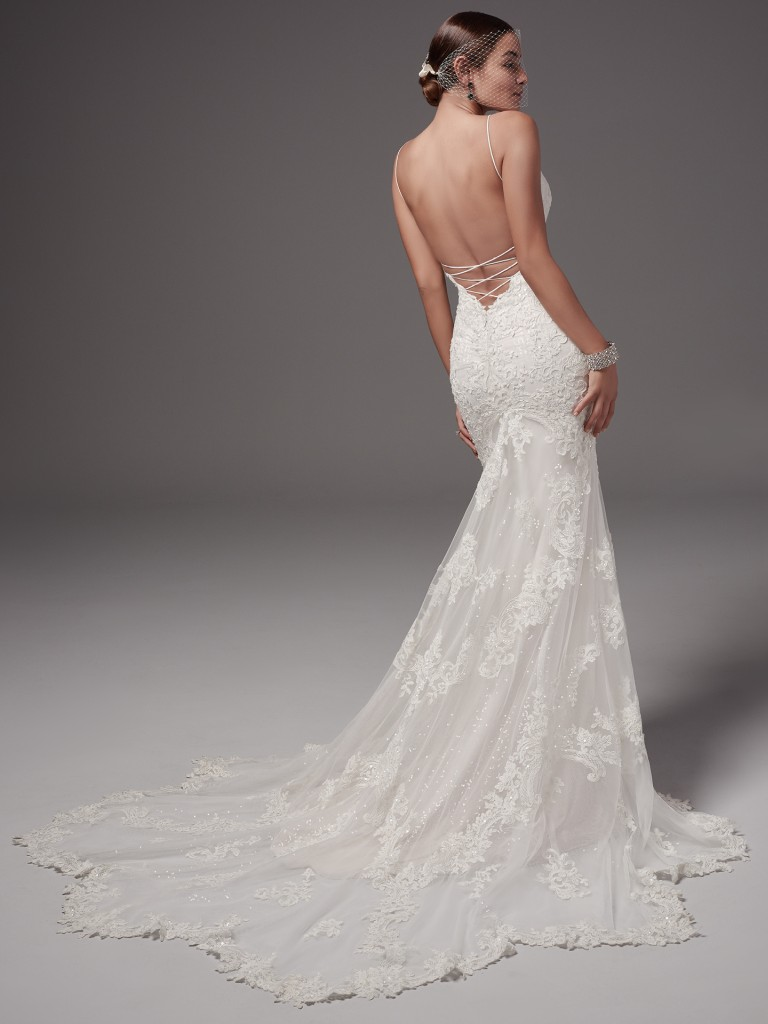 Bristol wedding dress by Sottero and Midgley