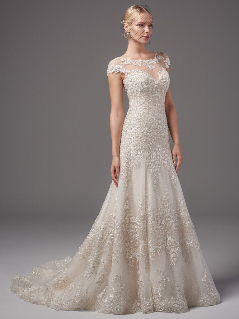 Sottero And Midgley Wedding Dress Gigi 7sc386