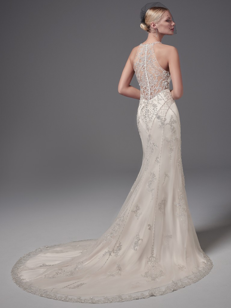 Gown spotlights best dressed in lace love maggie for Wedding dresses in michigan