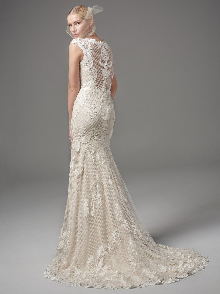 11 Wedding Dress Trends to Get You Excited for 2017 - Suzanne by Sottero and Midgley
