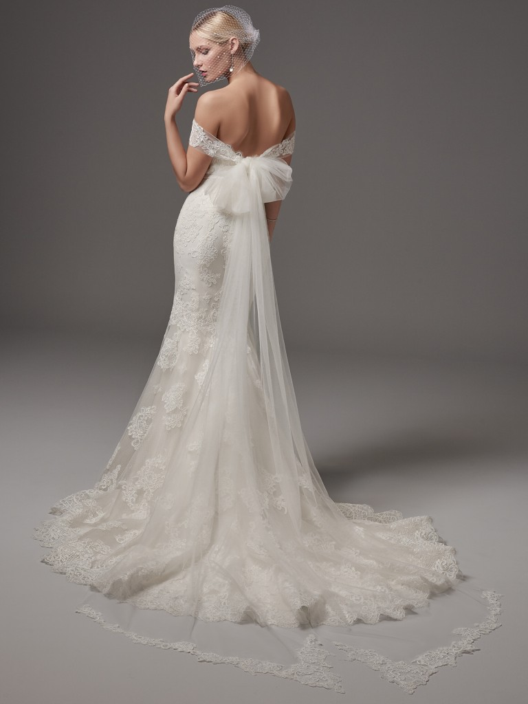 Addison by Sottero and Midgley for the statement bride