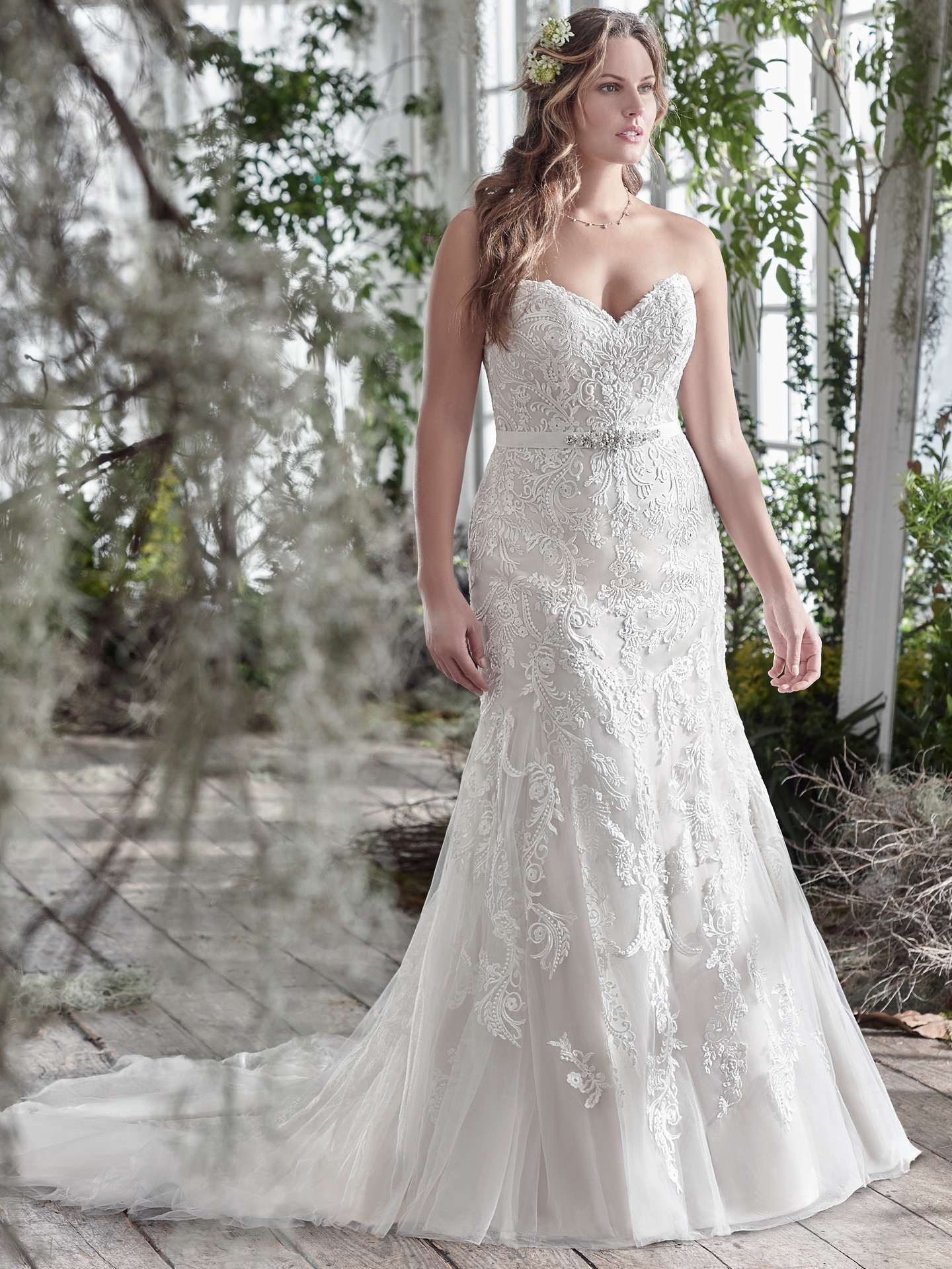16 Best Wedding Gowns of 2016 - Winstyn by Maggie Sottero
