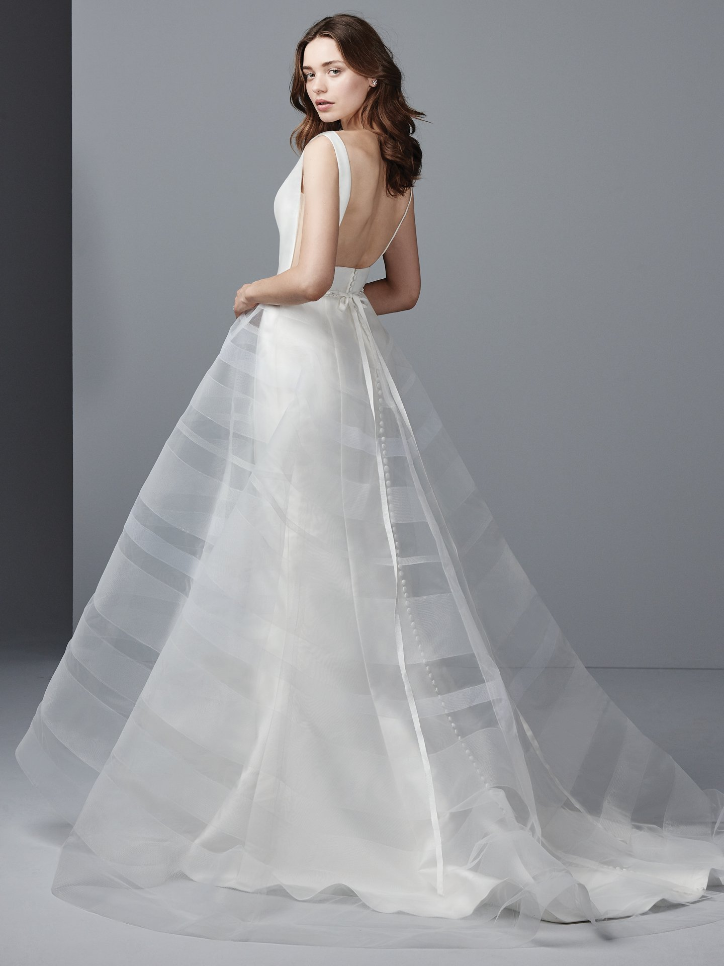 Mikado wedding dress Cohen by Sottero and Midgley