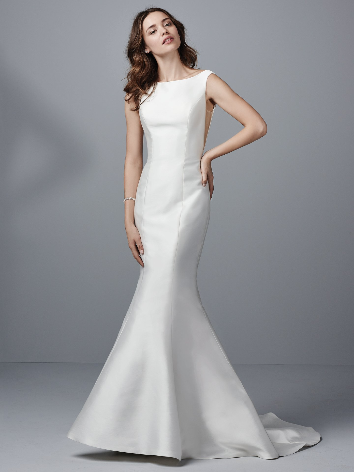 Wedding Gowns that Look Great in Photos - Cohen wedding dress by Sottero and Midgley