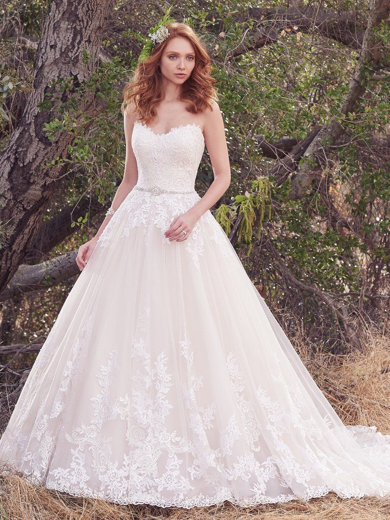Maggie Sottero Wedding Dress Irma 7ms933