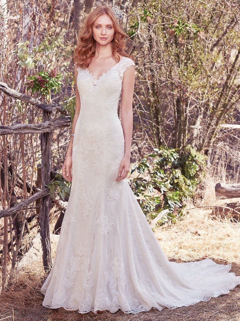 2da501ce1c72 Tilda Wedding Dress Bridal Gown | Maggie Sottero