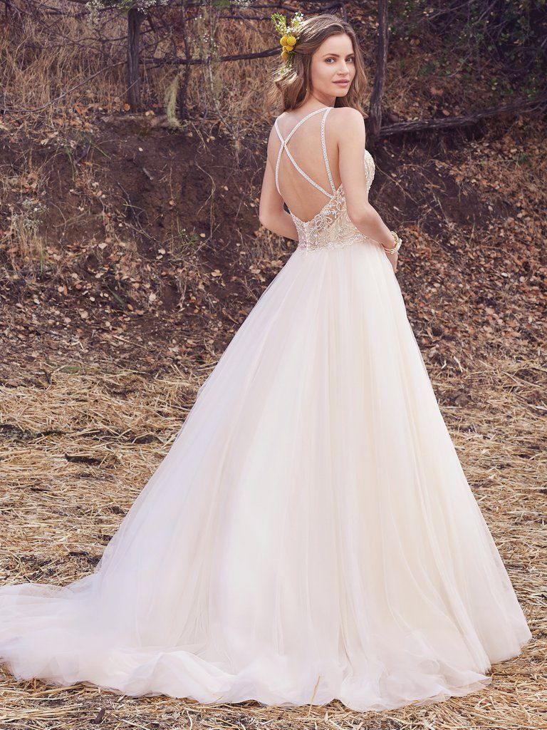 3d53380a Janessa Wedding Dress Bridal Gown | Maggie Sottero