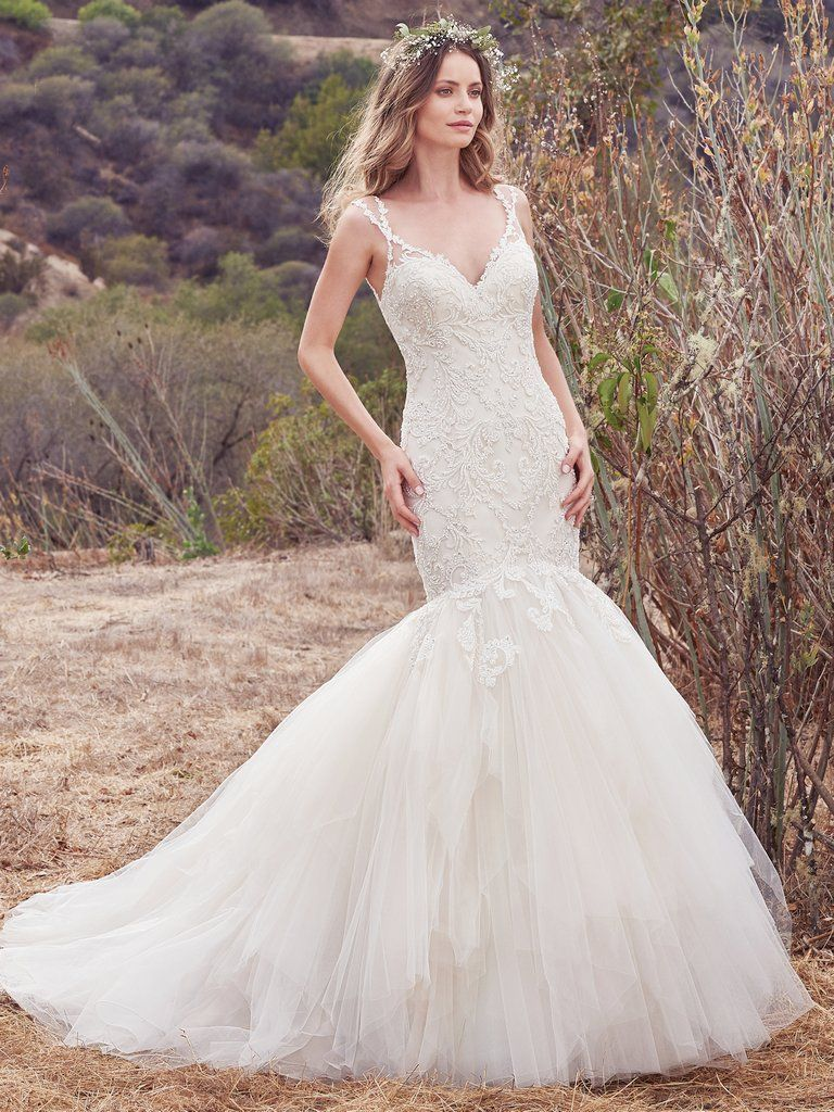 Maggie Sottero Wedding Dress Alta 7mw610