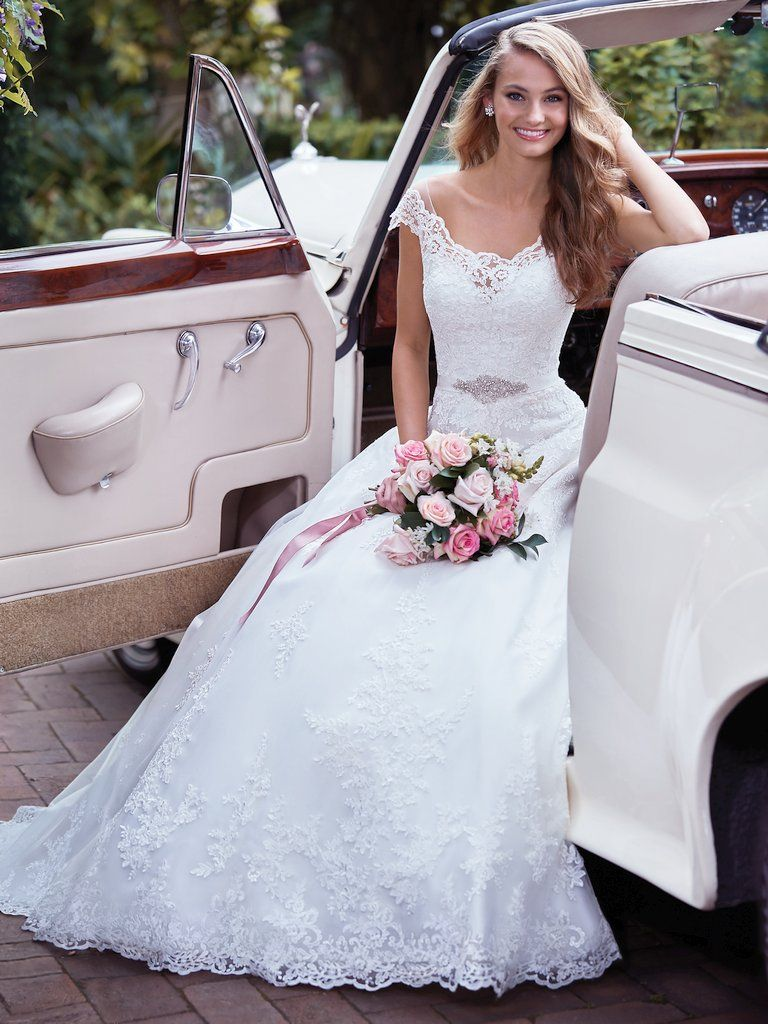 Rebecca Ingram Wedding Dress Kaitlyn 7RS982