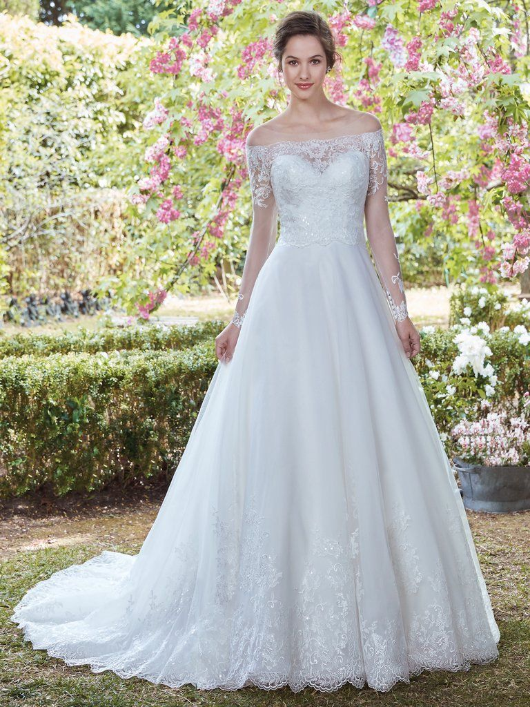 Lenora Wedding Dress | Rebecca Ingram
