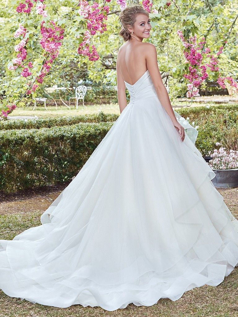 Cynthia wedding dress by Rebecca Ingram