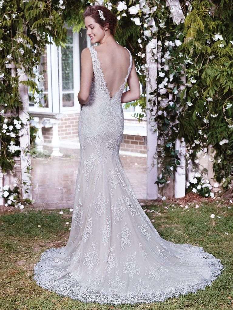 Lauren wedding dress by Rebecca Ingram