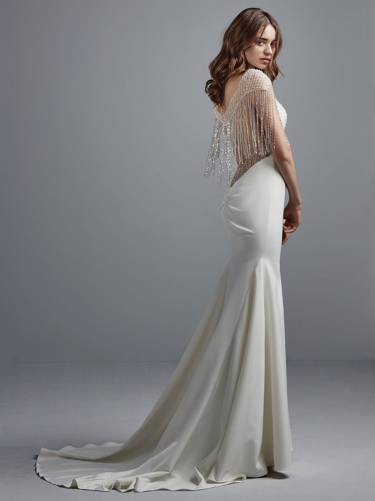 Liam By Sottero And Midgley Great Gatsby Inspired Wedding Dresses