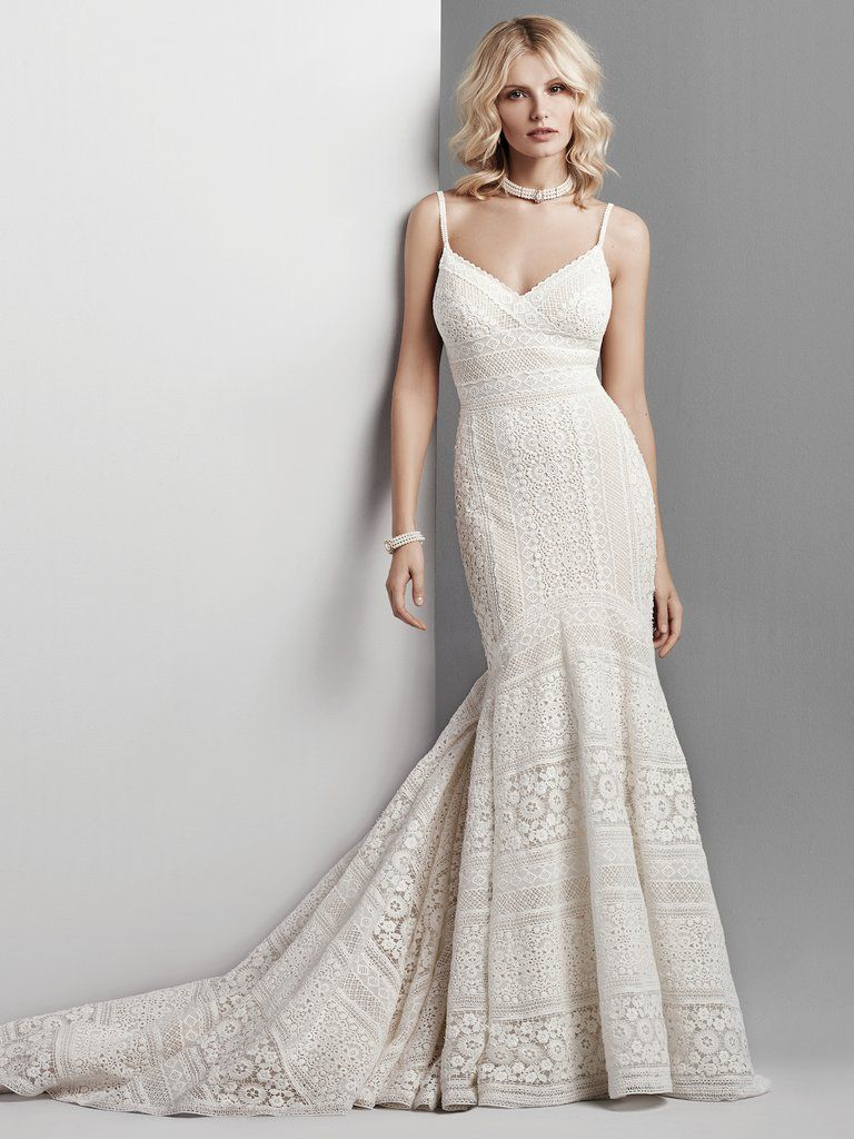 Ten unique boho wedding dresses love maggie ten unique boho wedding dresses cooper by sottero and midgley this sexy boho wedding junglespirit Gallery