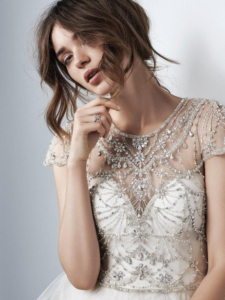 Great Gatsby Inspired Wedding Dresses To Fall In Love With : Love Maggie