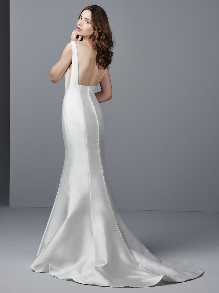 Cohen wedding dress by Sottero and Midgley