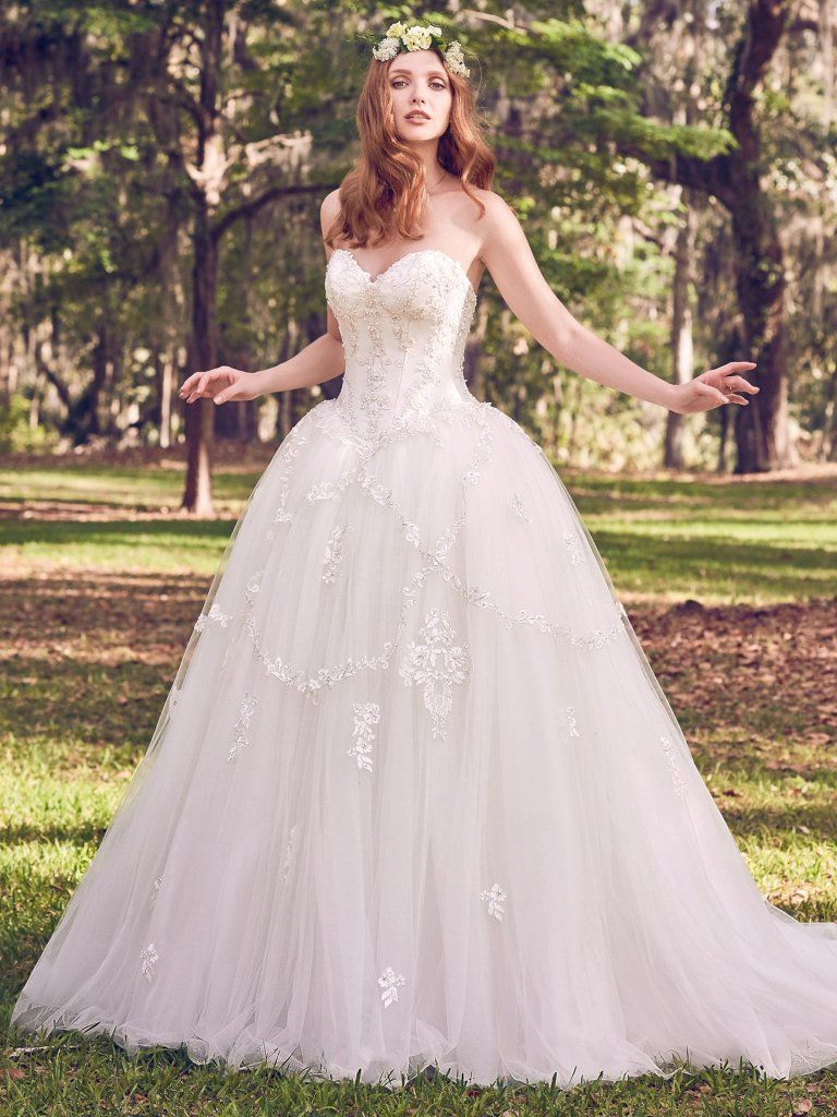 Maggie Sottero Wedding Dress Benton Marie 8mc504mc Main