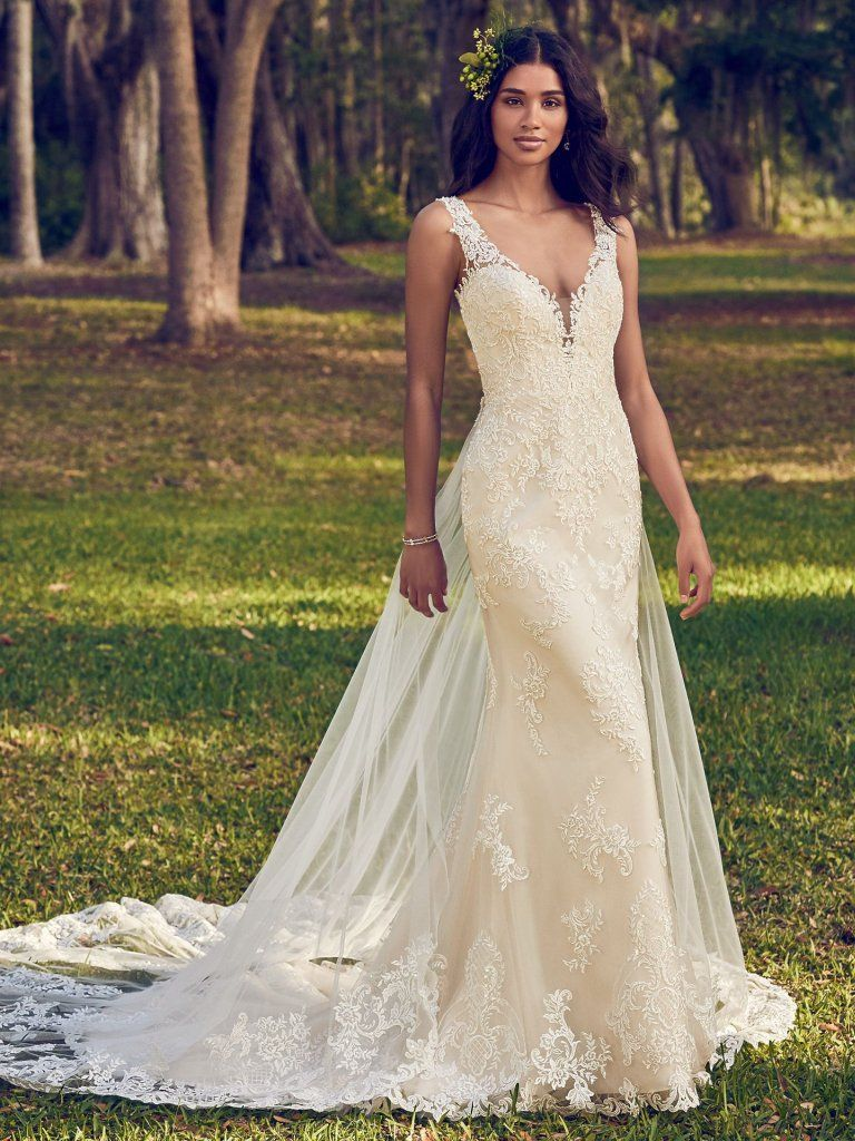 Maggie Sottero Wedding Dress Bernadine 8mn499 Alt1