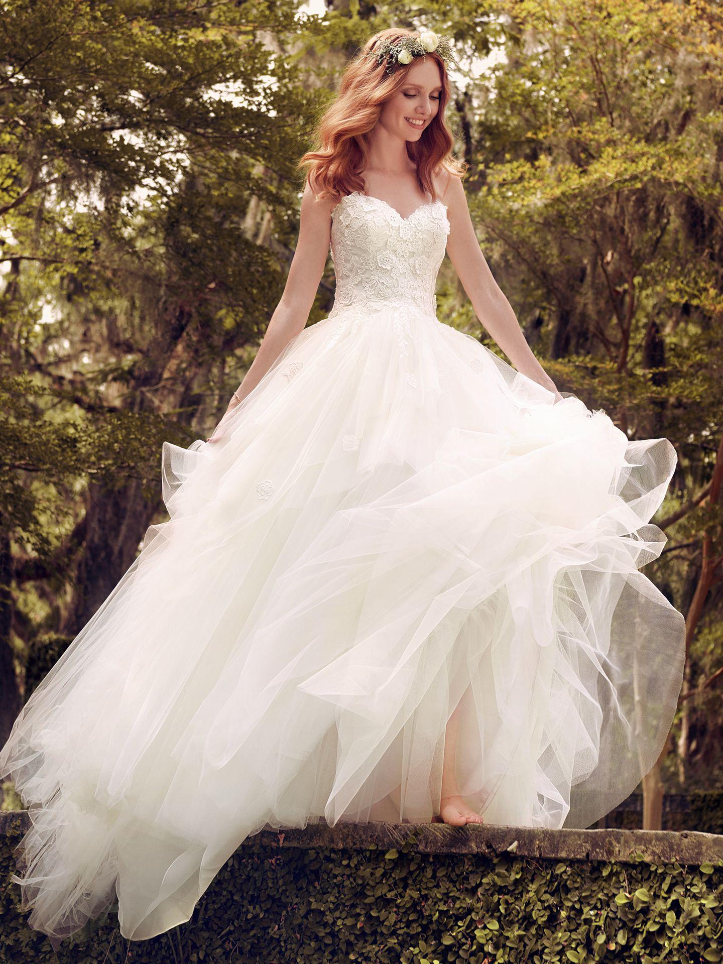 Maura Wedding Dress Bridal Gown | Maggie Sottero