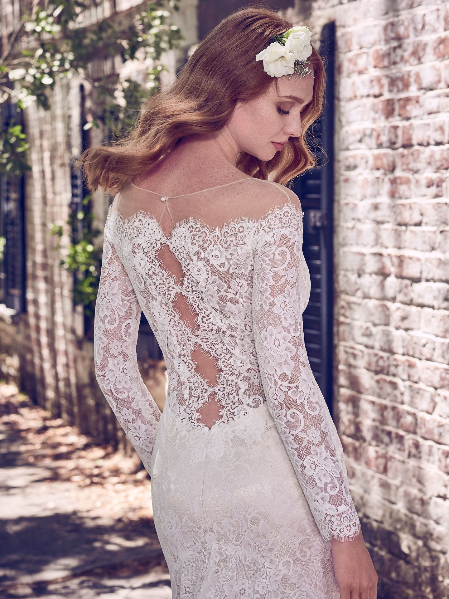 Types Of Lace Wedding Dresses To Know While Shopping For Your Gown ...