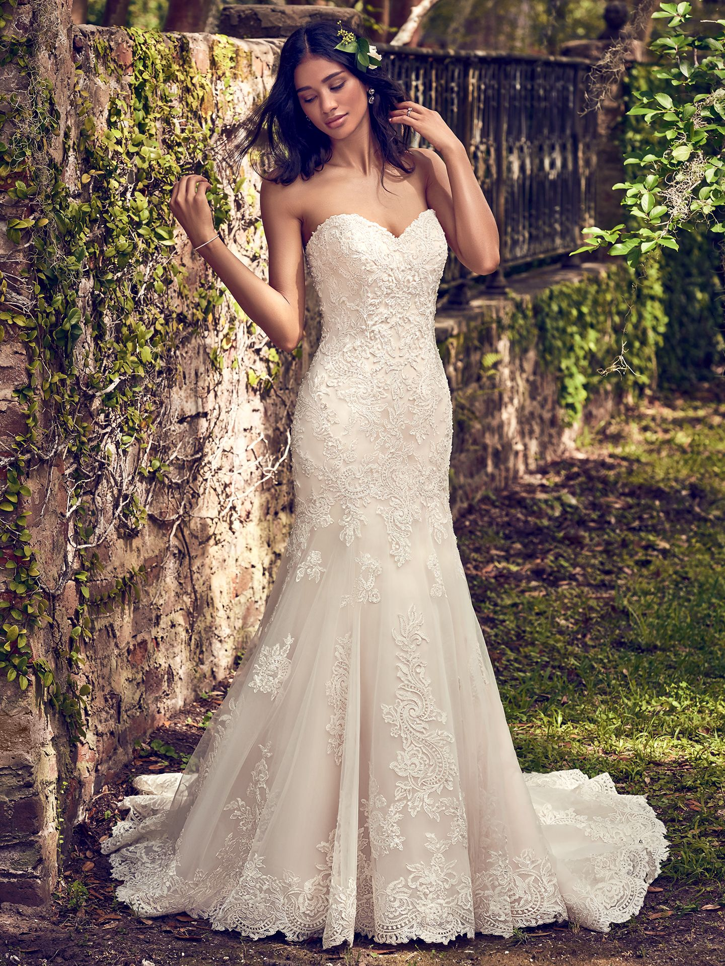 6 Best Wedding Dresses For A Rustic Siage Dress By Maggie Sottero