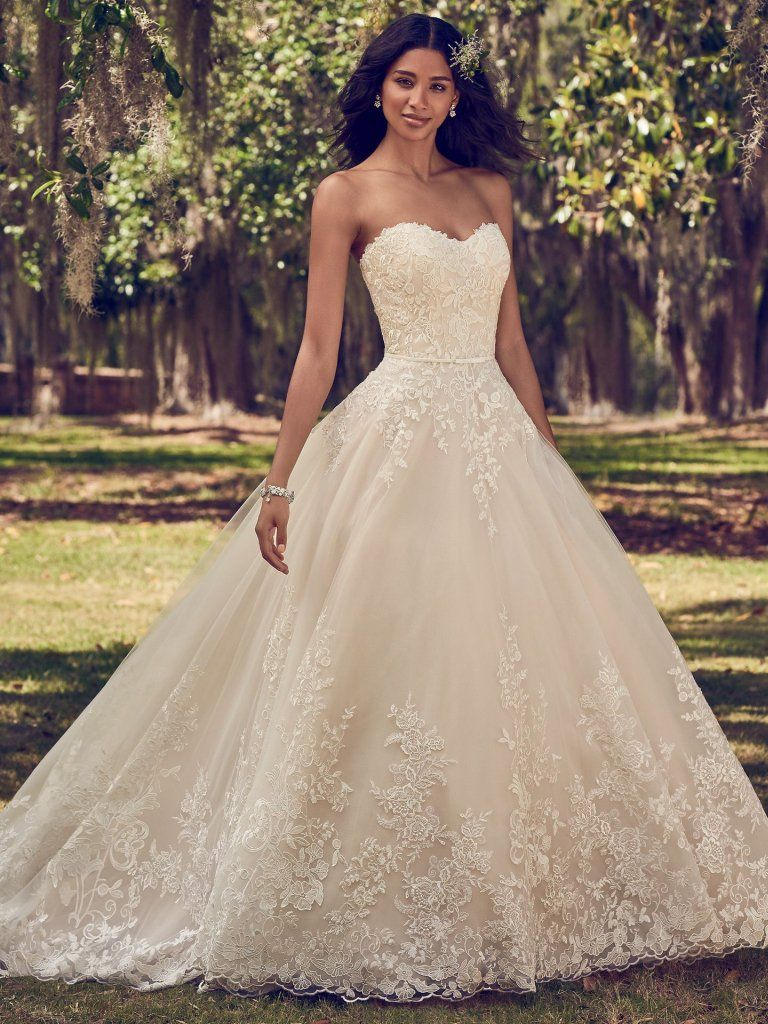 Maggie Sottero Wedding Dress Viola 8ms501 Main