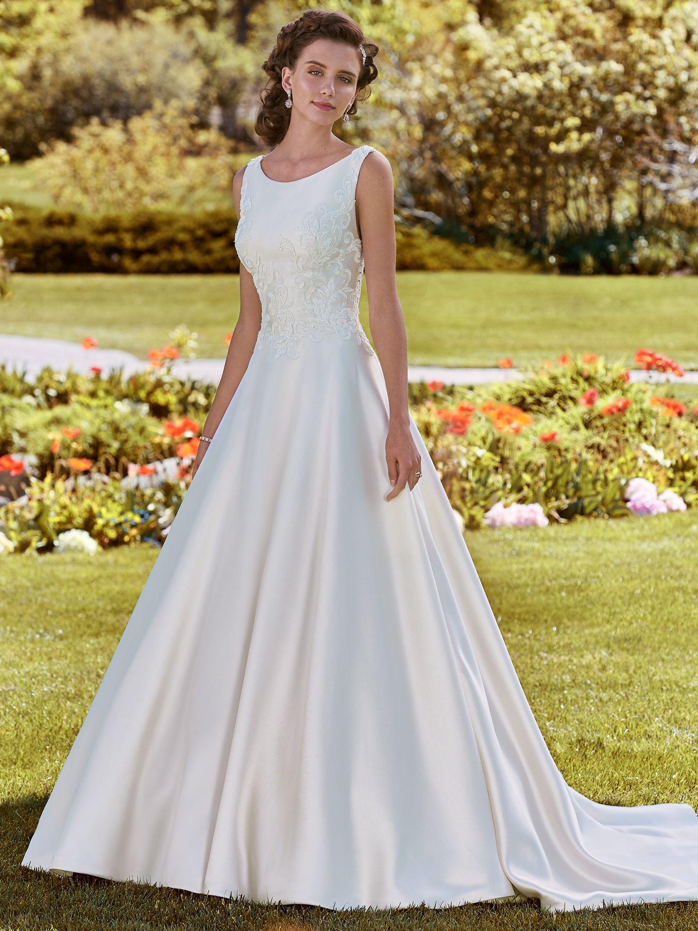 040f3b0dc8b Brooke Wedding Dress Bridal Gown