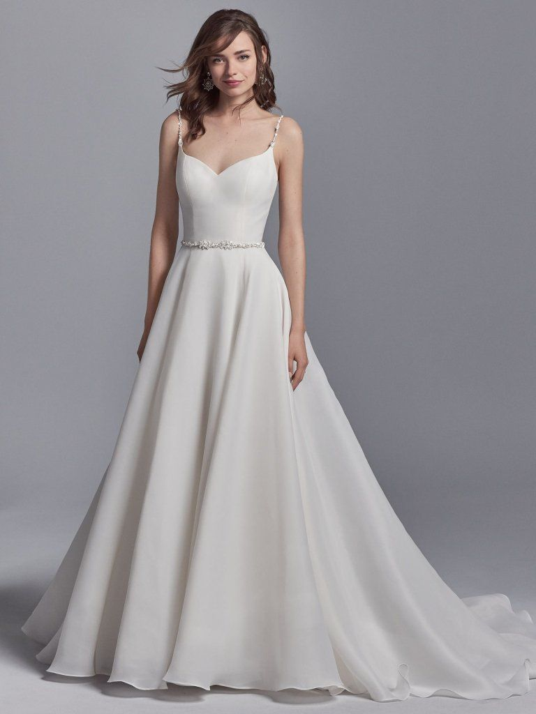 Kyle (8SC505) Simple Wedding Dress By Sottero And Midgley