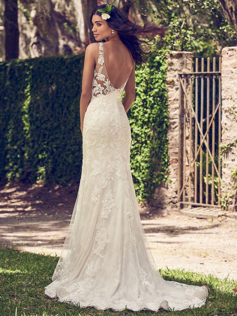 Charlotte Wedding Dress | Maggie Sottero