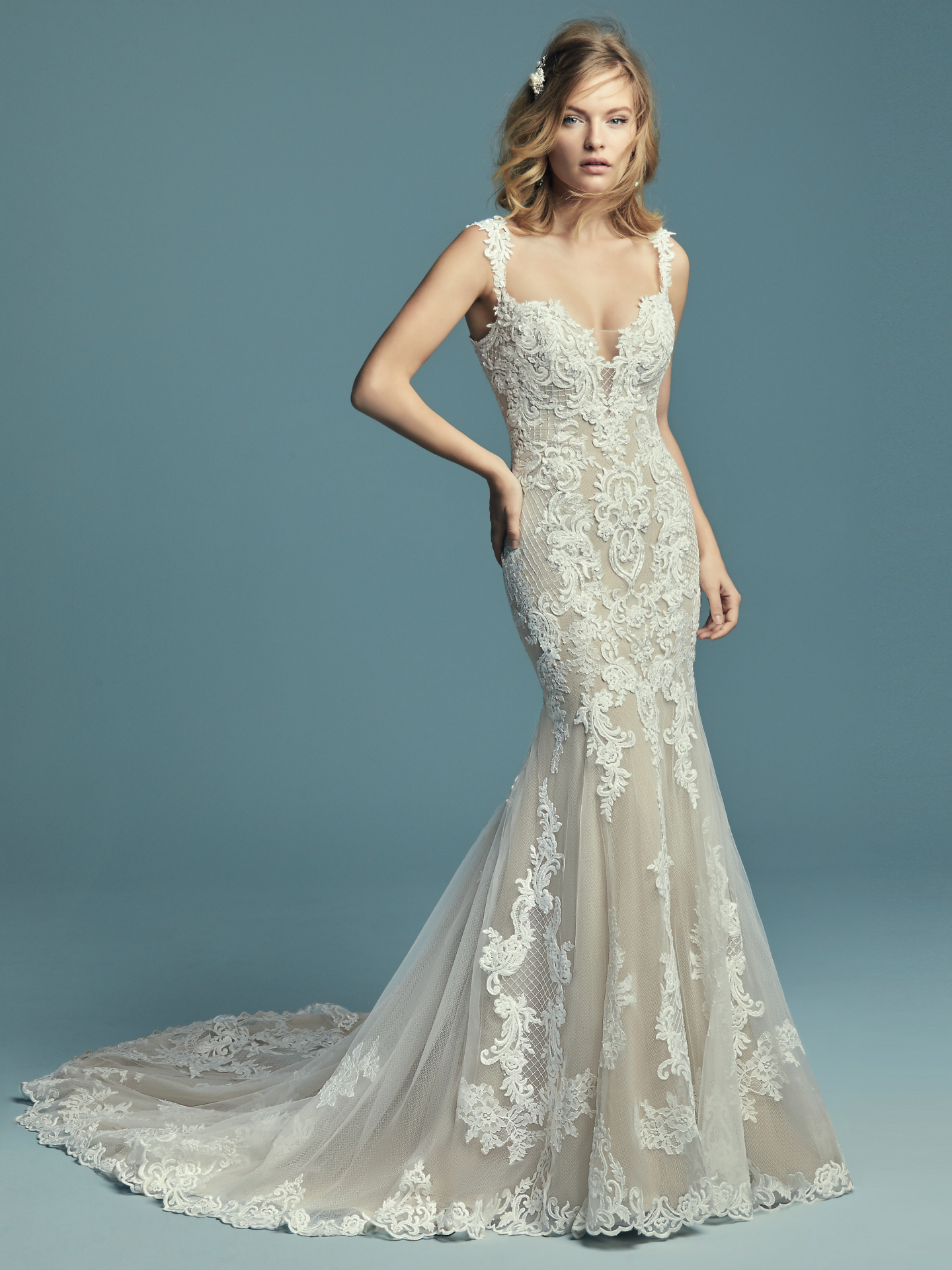 Quick Delivery Wedding Dresses For Your Upcoming Wedding. Abbie by Maggie Sottero.