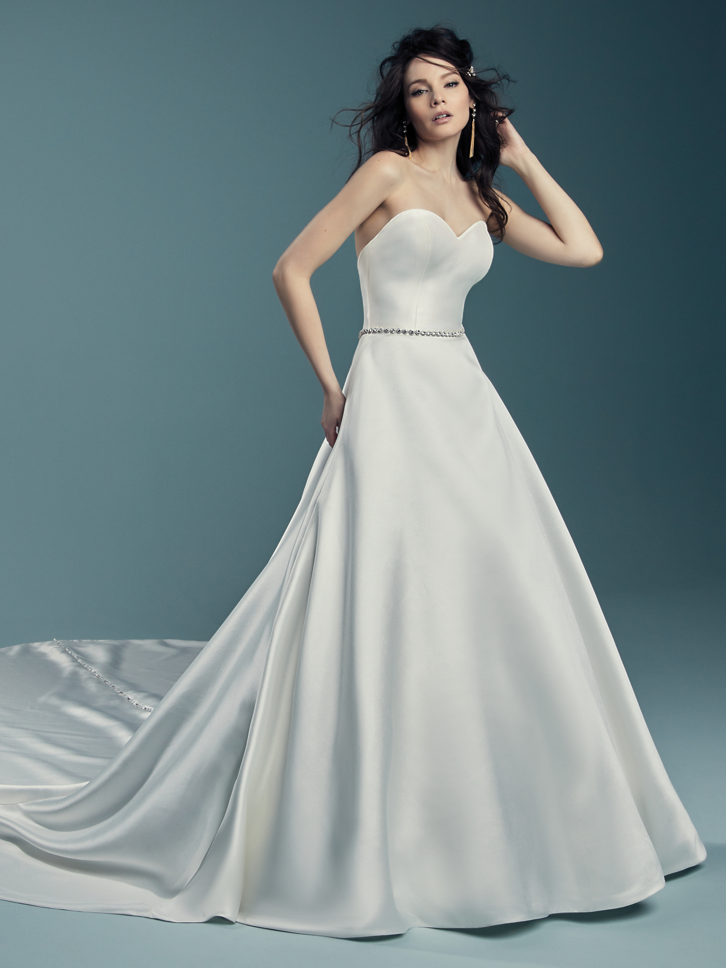 Your Wedding Day Horoscope Inspired by Pantone's Color of the Year - Benicia by Maggie Sottero
