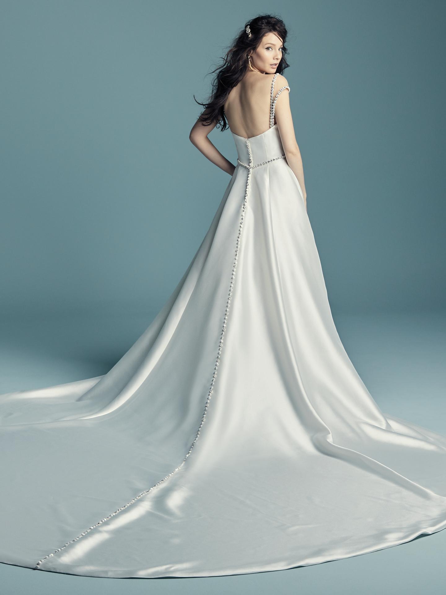 Silk and Silk Wedding Dress Alternatives For The Glamorous Bride ...
