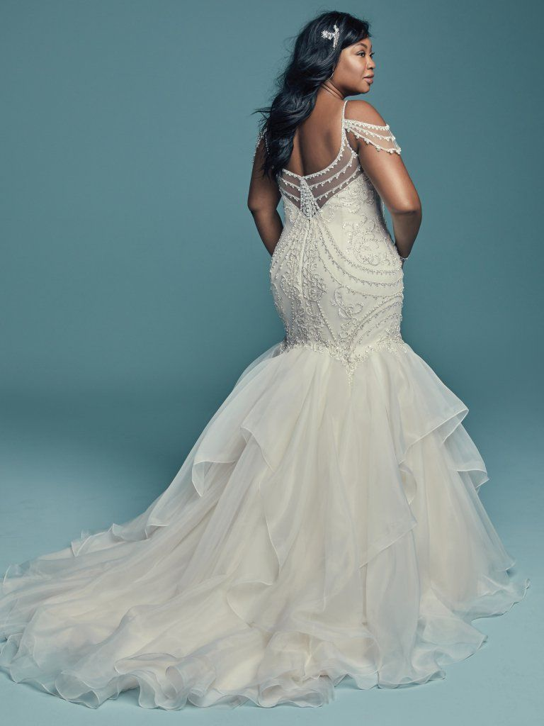 Brinkley Lynette Wedding Dress | Maggie Sottero