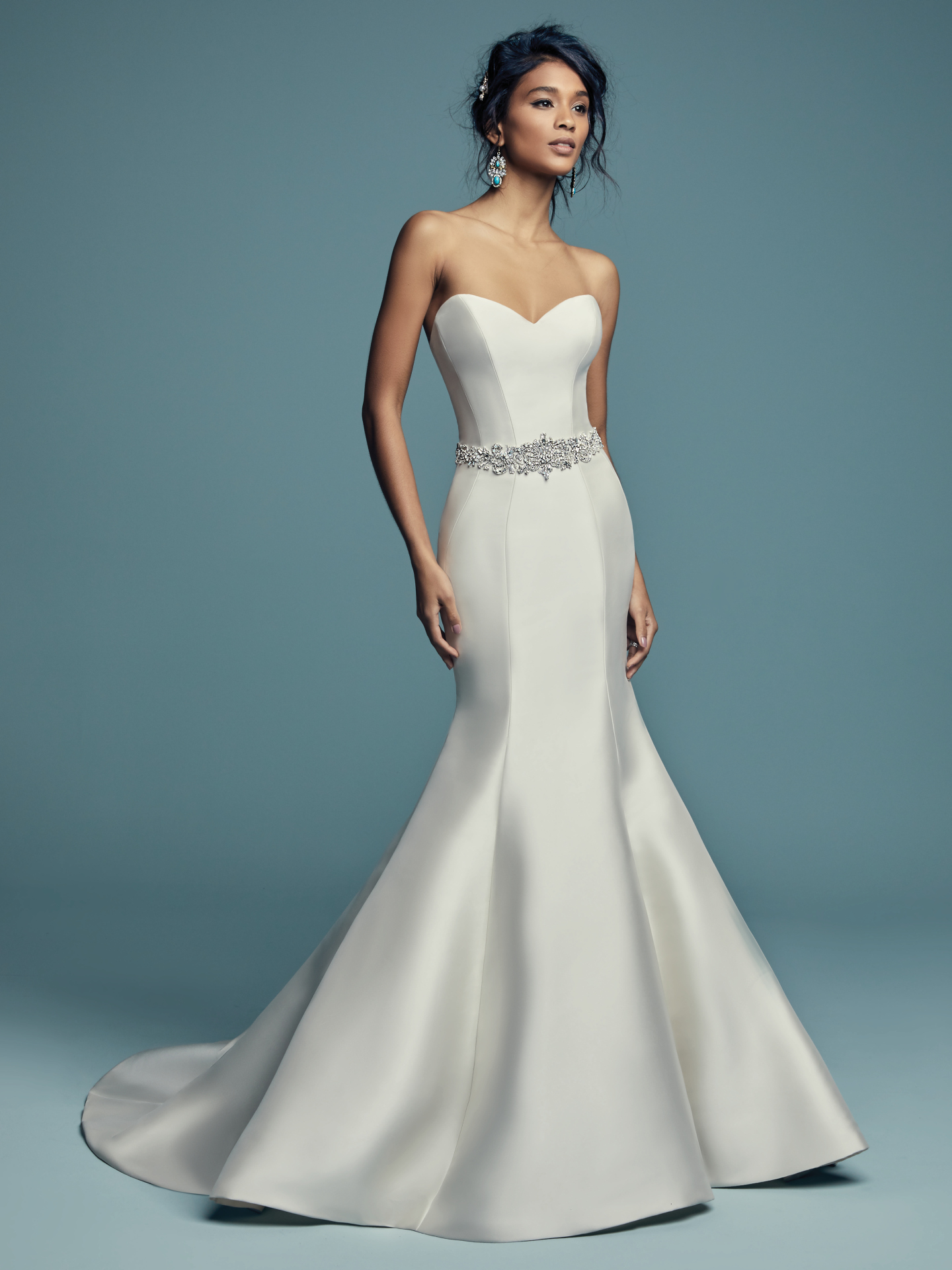 Wedding Gowns that Look Great in Photos - Cassidy wedding dress by Maggie Sottero