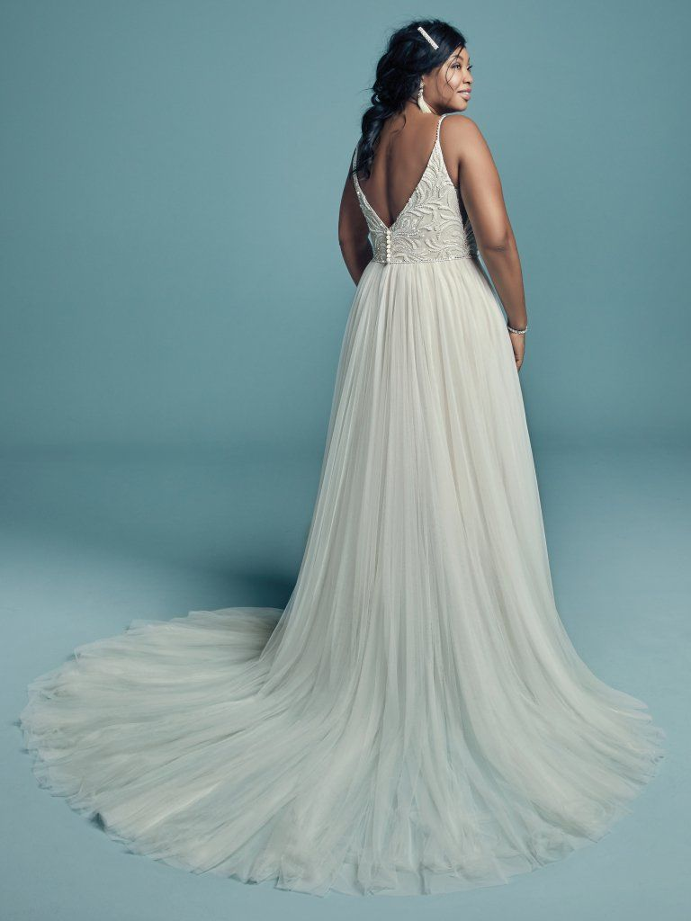 Charlene Lynette Wedding Dress | Maggie Sottero
