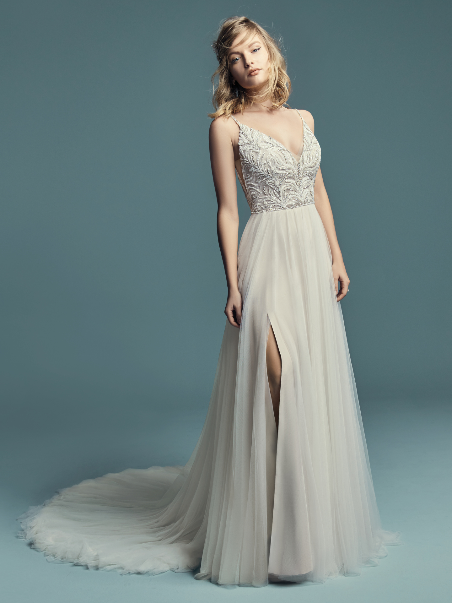 Quick Delivery Wedding Dresses For Your Upcoming Wedding. Charlene by Maggie Sottero.