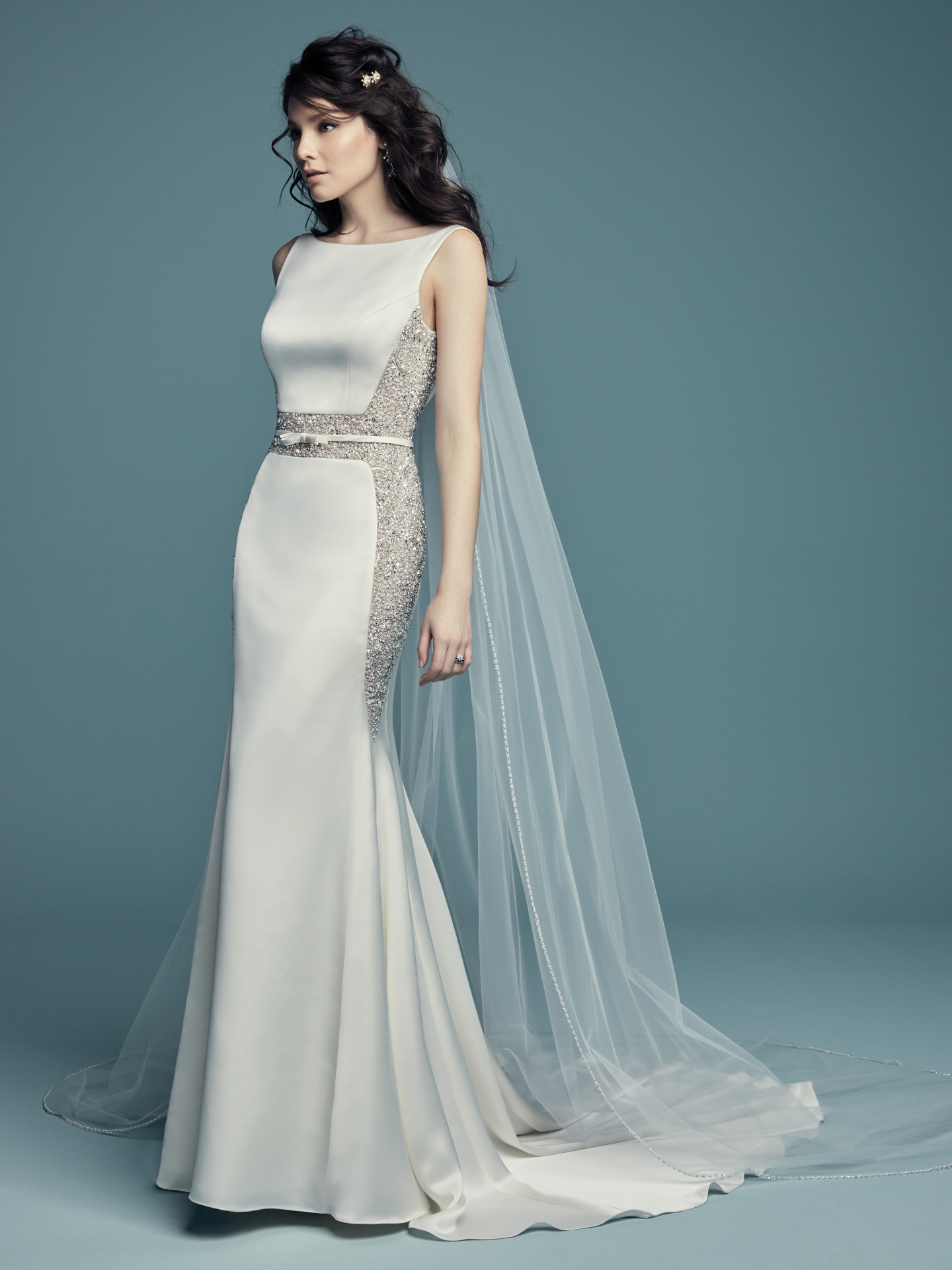 Silk and Silk Wedding Dress Alternatives For The Glamorous Bride ...