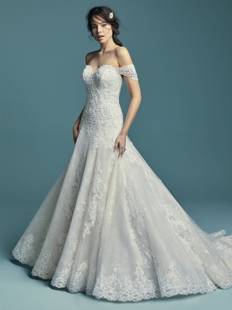 Gail Wedding Dress | Maggie Sottero